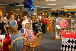 twohundred people attended my book launch