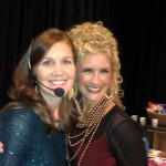 Kelli Hanson, my fabulous TCL producer!